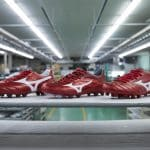Le pack Mizuno « Red passion » pour la Coupe du Monde en Russie