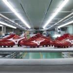 Le pack Mizuno «Red passion» pour la Coupe du Monde en Russie