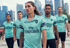 Image de l'article Arsenal et Puma présentent les maillots 2018-2019
