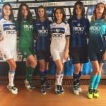 Joma dévoile les maillots 2018-2019 de l'Atalanta Bergame