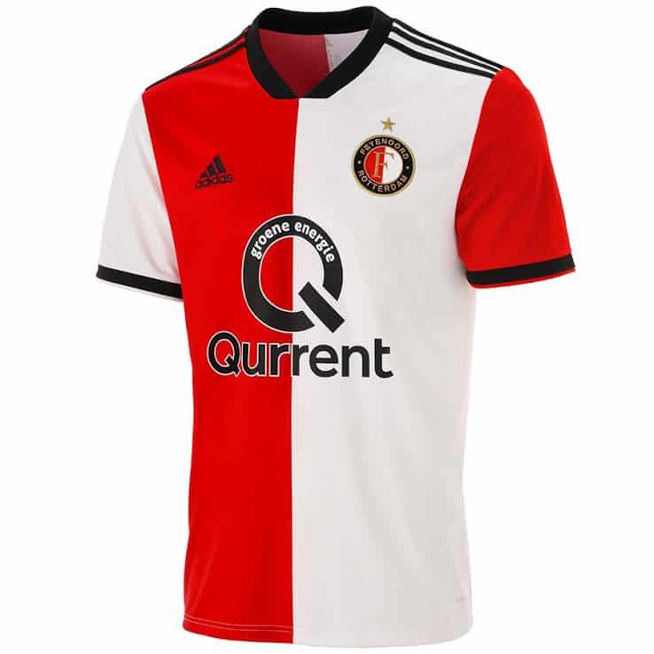 maillot-domicile-feyenoord-rotterdam-2018-2019