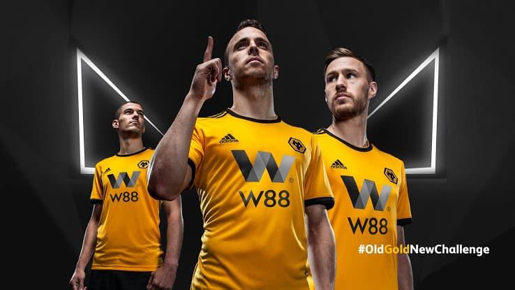 maillot-domicile-wolves-wolverhampton-2018-2019