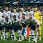 Les maillots de la France et les chaussures des 23 joueurs pour la Coupe du monde 2018