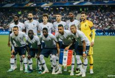 Image de l'article Les maillots de la France et les chaussures des 23 joueurs pour la Coupe du monde 2018