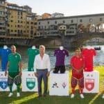 La Fiorentina et Le Coq Sportif présentent les maillots 2018-2019