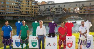 Image de l'article La Fiorentina et Le Coq Sportif présentent les maillots 2018-2019