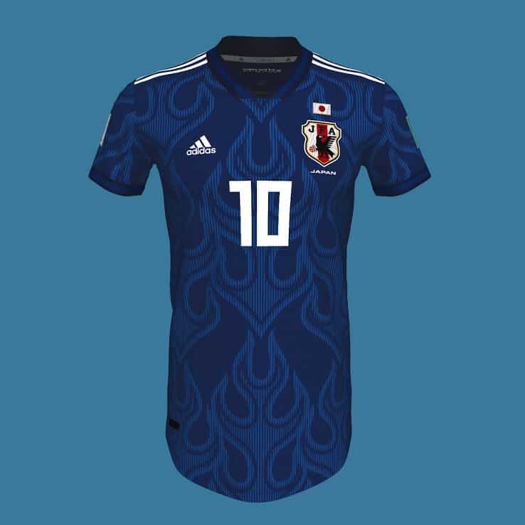 maillot-football-Japon-LaCasaca-img3