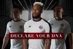 Image de l'article Les maillots du Costa Rica et les chaussures des 23 joueurs pour la Coupe du monde 2018