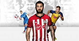 Image de l'article Under Armour dévoile les maillots 2018-2019 de Southampton