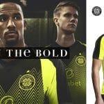 New Balance et le Celtic dévoilent les maillots 2018-2019