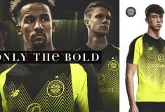 Image de l'article New Balance et le Celtic dévoilent les maillots 2018-2019