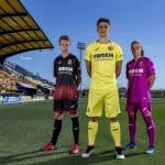 Joma présente les maillots 2018-2019 de Villarreal