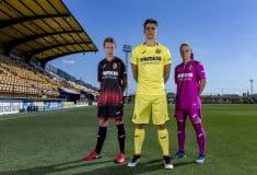 Image de l'article Joma présente les maillots 2018-2019 de Villarreal