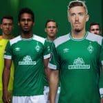 Les nouveaux maillots du Werder Brême 2018/2019 dévoilés par Umbro