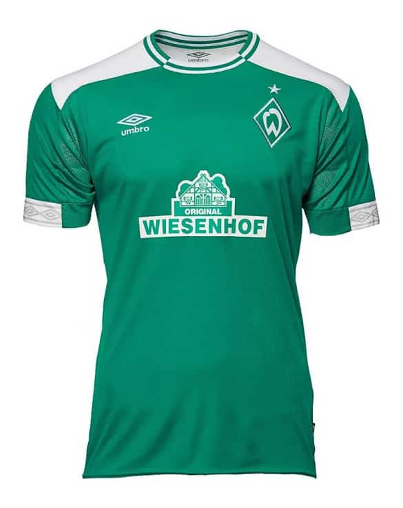 maillot-werder-breme-domicile-2018-2019