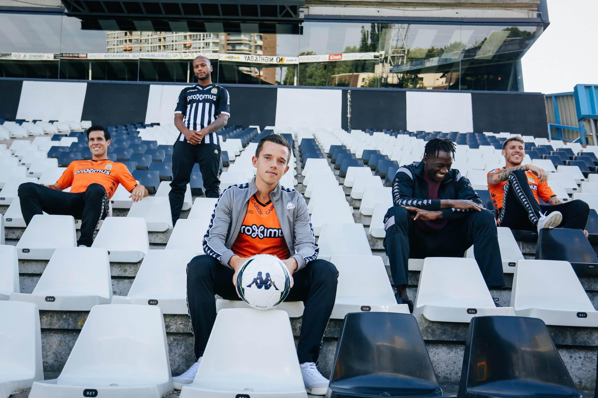 maillots-football-kappa-Charleroi-2018-2019