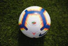 Image de l'article Nike dévoile le nouveau ballon Merlin de la Serie A pour la saison 2018/2019