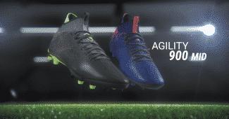 Image de l'article Kipsta lance sa première chaussure de foot montante : l'Agility 900 Mid