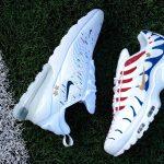 Nike célèbre Kylian Mbappé et le titre de champion du monde avec deux paires de Air Max en son honneur
