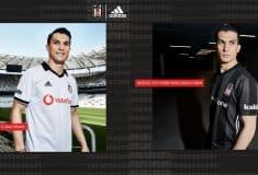 Image de l'article adidas lance les maillots 2018-2019 du Besiktas