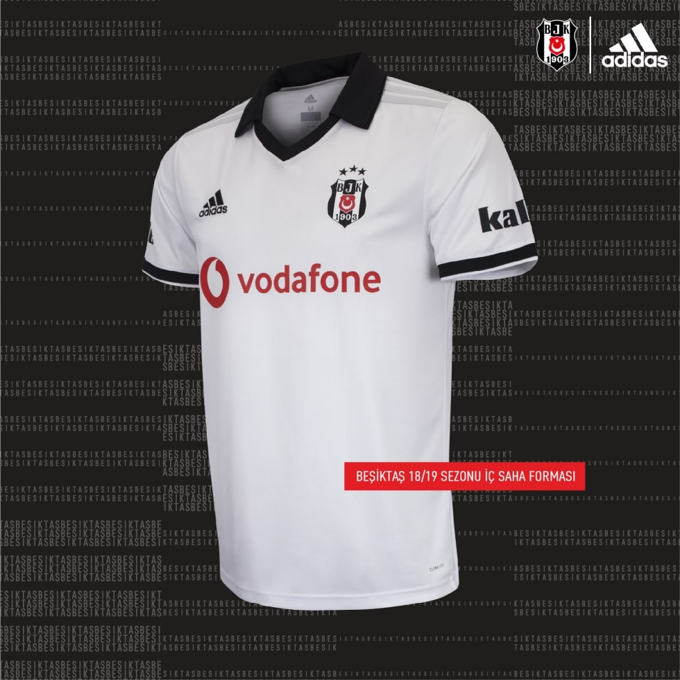 maillot-besiktas-domicile-2018-2019