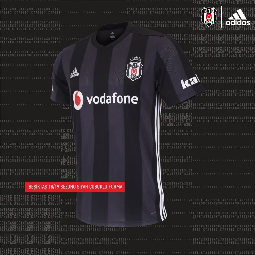 maillot-besiktas-third-2018-2019