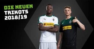 Image de l'article Puma présente les maillots 2018-2019 du Borussia Monchengladbach