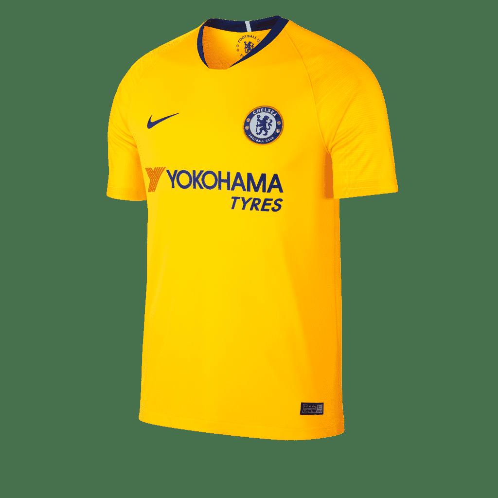 Maillot Domicile Chelsea Tenue de match
