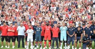 Image de l'article Lotto présente les maillots 2018-2019 du Dijon FCO