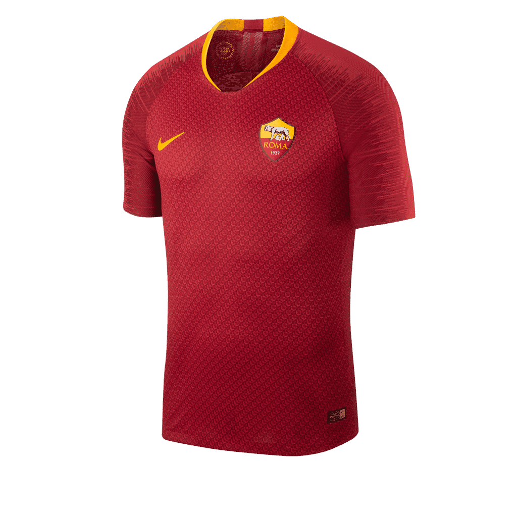 maillot-domicile-as-roma-2018-2019