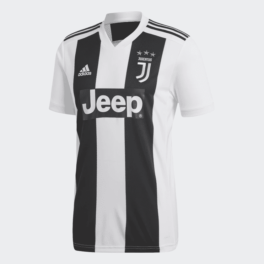 maillot-domicile-juventus-turin-2018-2019