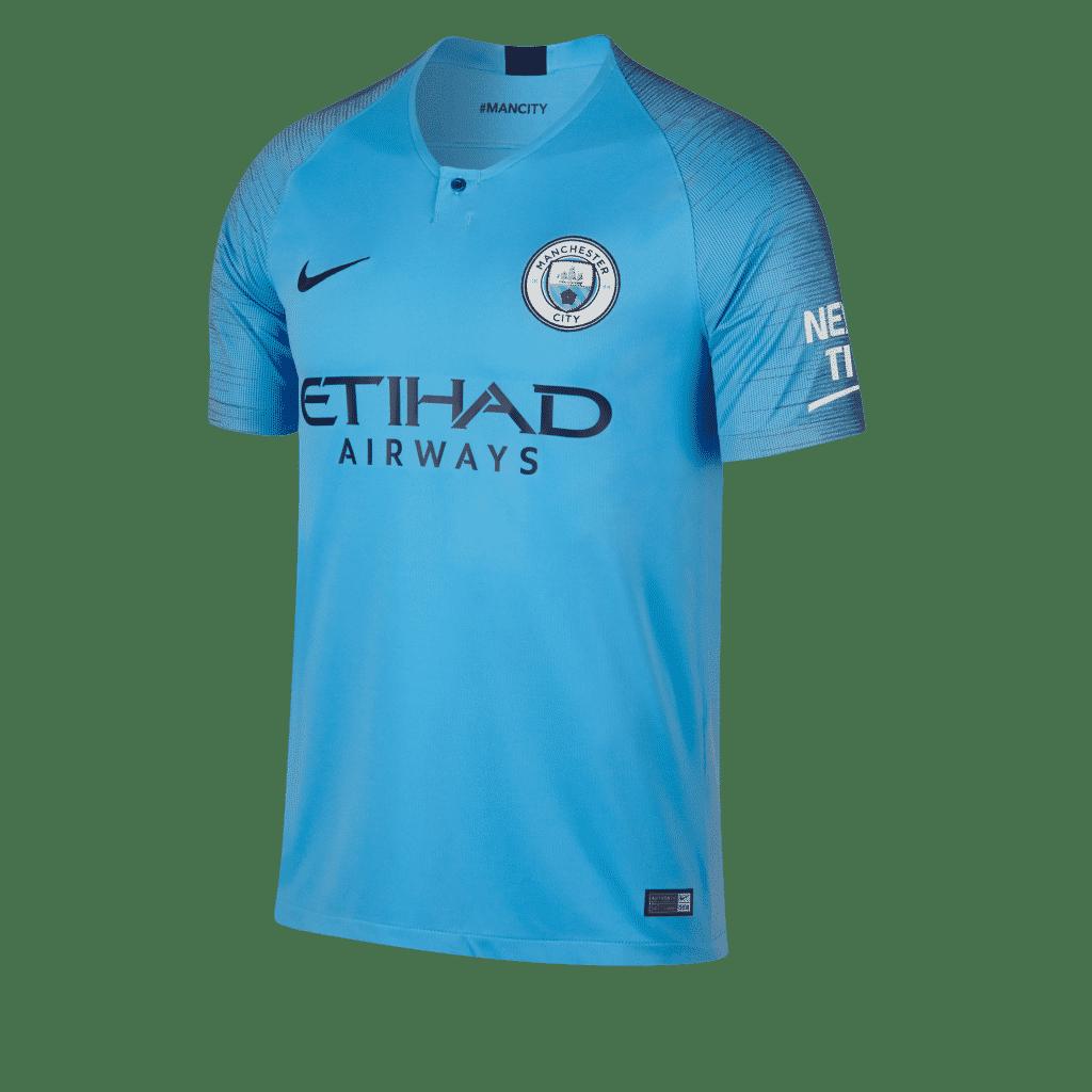 maillot-domicile-manchester-city-2018-2019