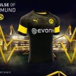Le Borussia Dortmund présente avec Puma ses maillots 2018-2019