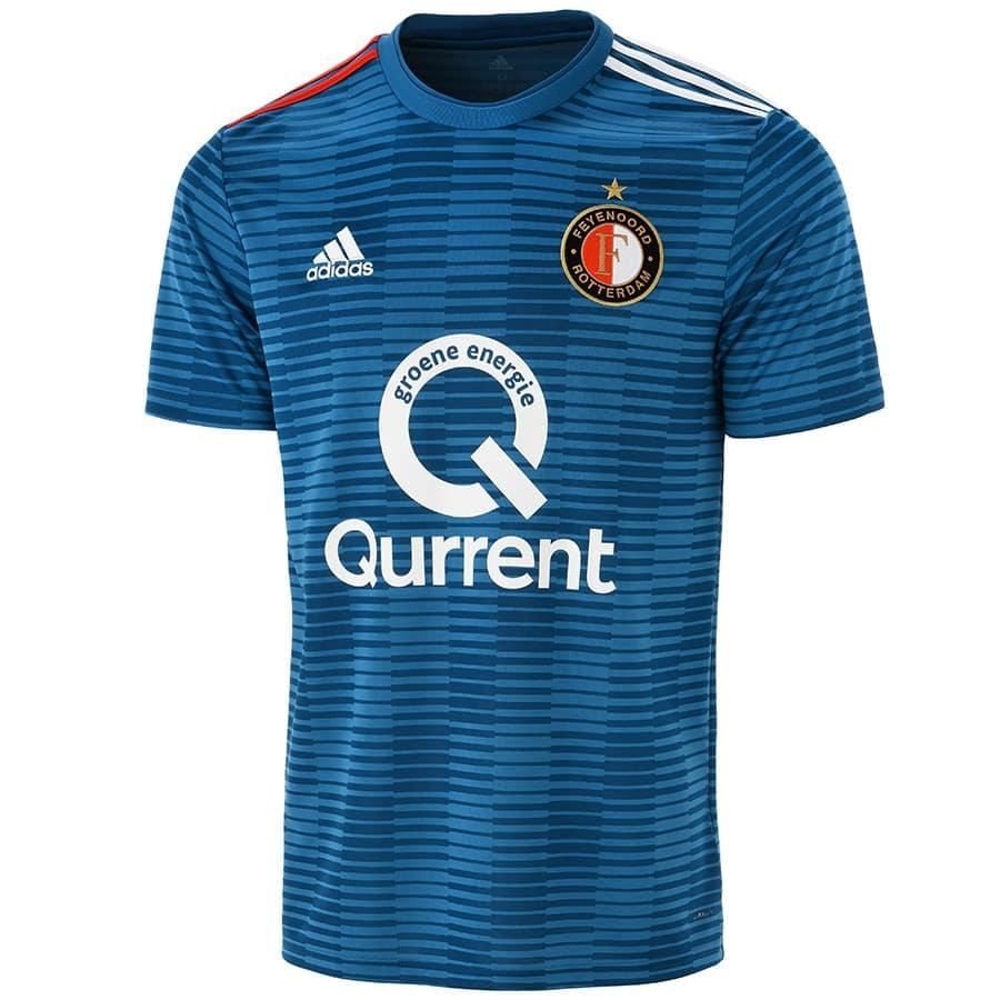maillot-feyenoord-rotterdam-extérieur-2018-2019