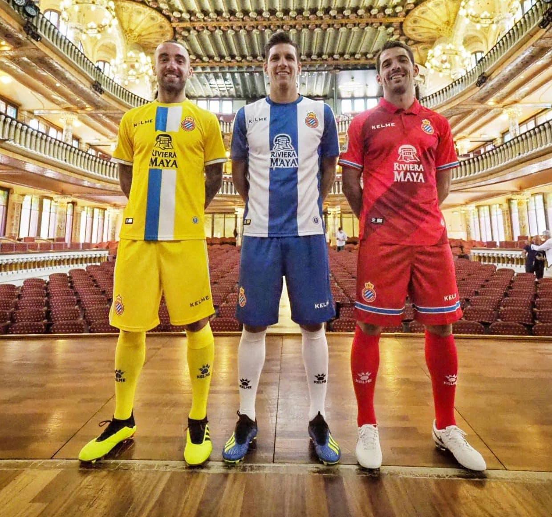 maillot-football-Kelme-Espanyol-barcelone-2018-2019-img1