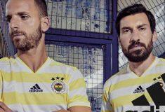 Image de l'article Les maillots adidas de Fenerbahçe pour la saison 2018/2019