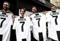 Image de l'article Quand l'arrivée de Cristiano Ronaldo à la Juve contraint Cuadrado à changer de numéro