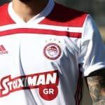 Les maillots d'Olympiakos pour la saison 2018/2019 par adidas