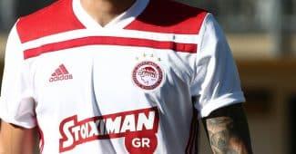 Image de l'article Les maillots d'Olympiakos pour la saison 2018/2019 par adidas