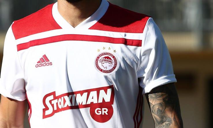 maillot-football-adidas-Olympiakos-extérieur-img2