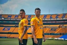 Image de l'article Les maillots adidas de Tigres UANL pour la saison 2018/2019