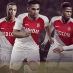 Nike présente les maillots de l'AS Monaco pour la saison 2018-2019