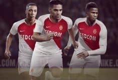 Image de l'article Nike présente les maillots de l'AS Monaco pour la saison 2018-2019
