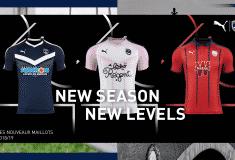 Image de l'article Puma et les Girondins de Bordeaux dévoilent les maillots 2018-2019