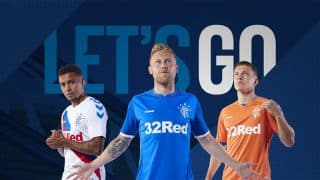 Image de l'article Hummel dévoile les maillots 2018-2019 des Rangers