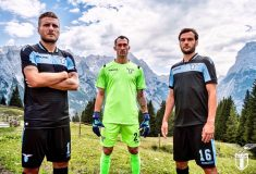 Image de l'article La Lazio Rome dévoile ses maillots Macron pour la saison 2018/2019