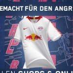 Nike dévoile les maillots 2018-2019 du RB Leipzig