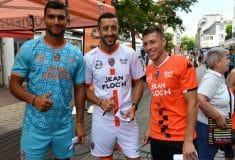 Image de l'article Les nouveaux maillots 2018-19 du FC Lorient par Kappa