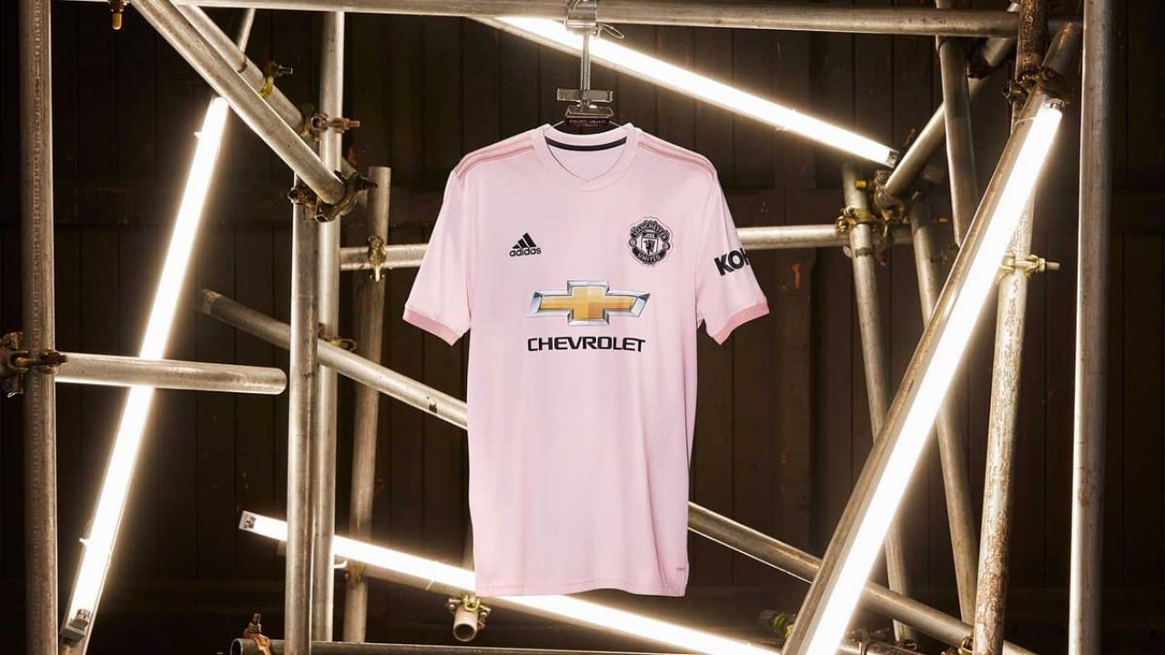 Les 2018 De Maillots Manchester Adidas Signés United 2019 vbyYf7g6