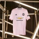 Les maillots 2018-2019 de Manchester United signés adidas